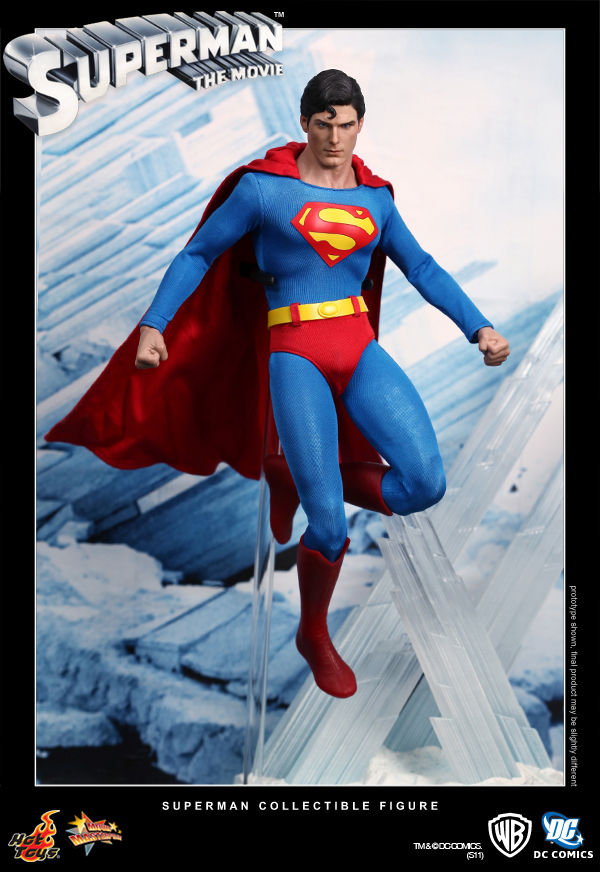 Hot Toys: Superman (5)