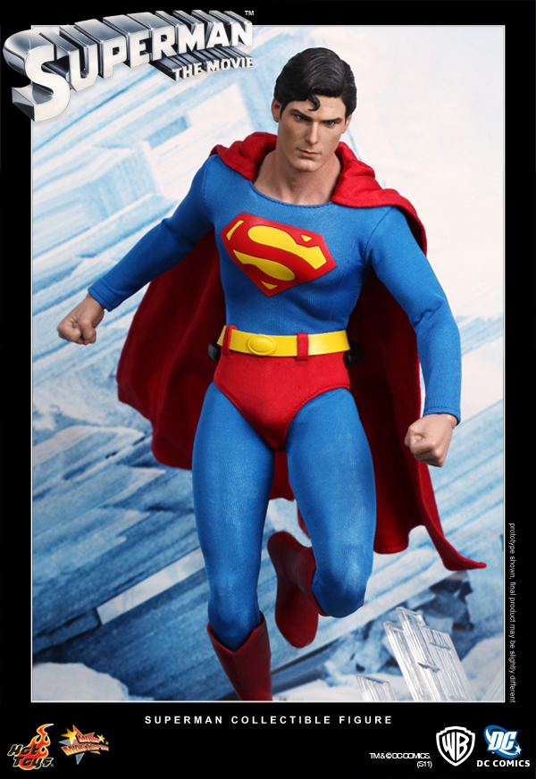Hot Toys: Superman (4)