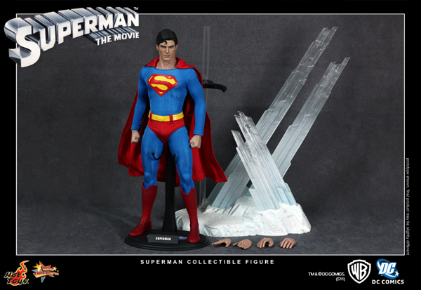 Hot Toys: Superman (2)