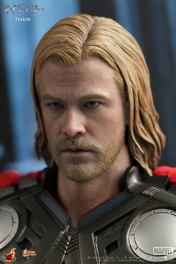 Preview | Hot Toys: Thor (10)