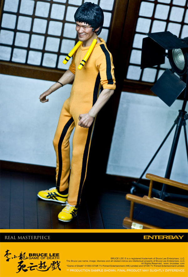 Enterbay: Bruce Lee Game Of Death (Behind The Scene) Edition (9)