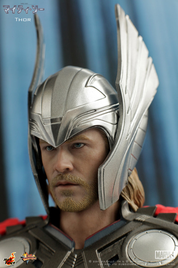 Preview | Hot Toys: Thor (8)