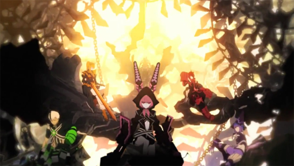Black Rock Shooter: The Game (13)