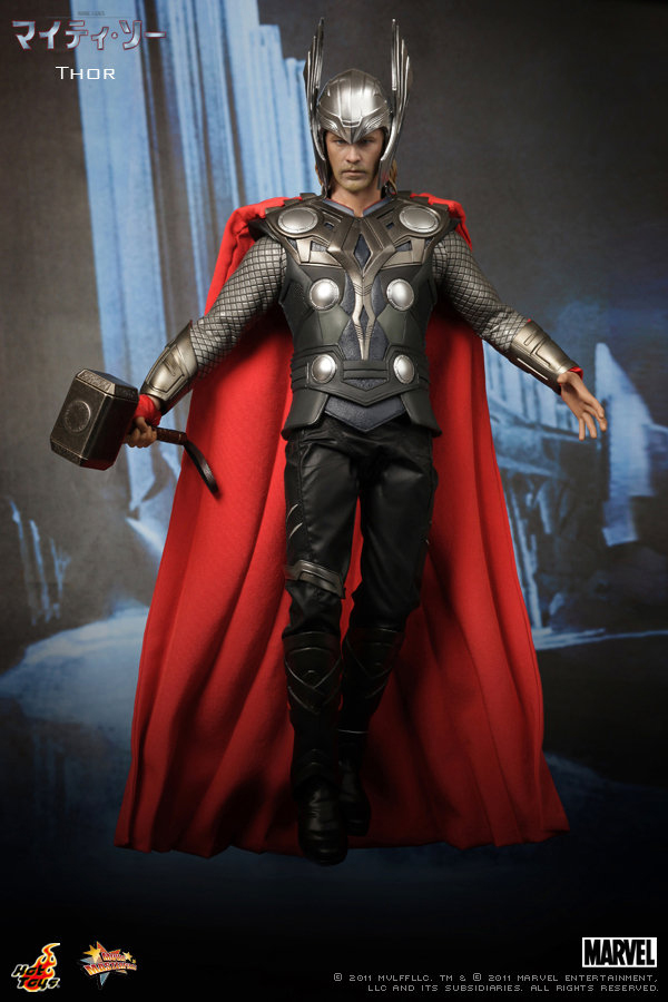 Preview | Hot Toys: Thor (3)