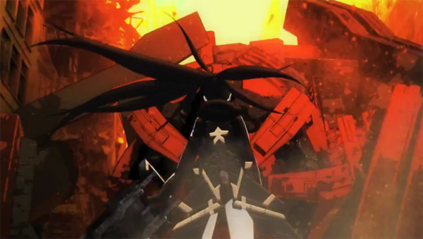 Black Rock Shooter: The Game (12)