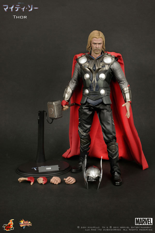 Preview | Hot Toys: Thor (2)