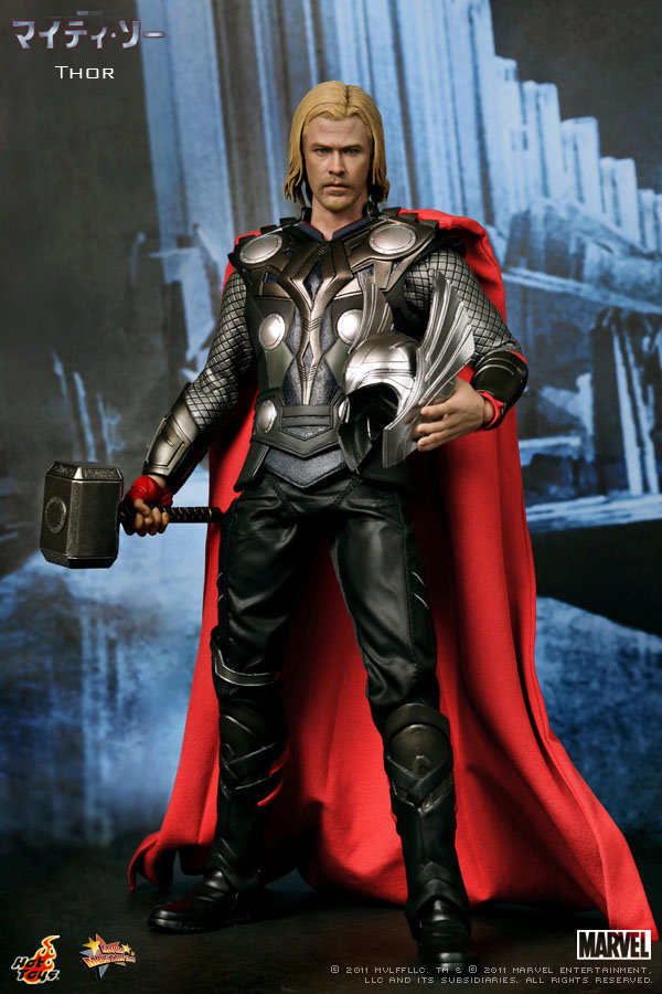 Preview | Hot Toys: Thor (19)