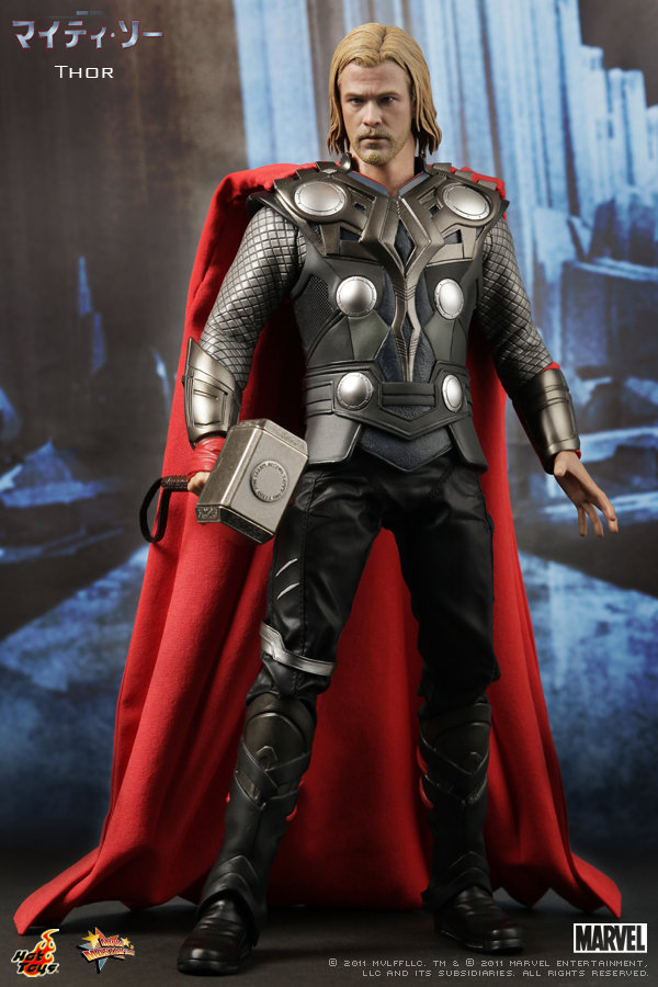 Preview | Hot Toys: Thor (17)