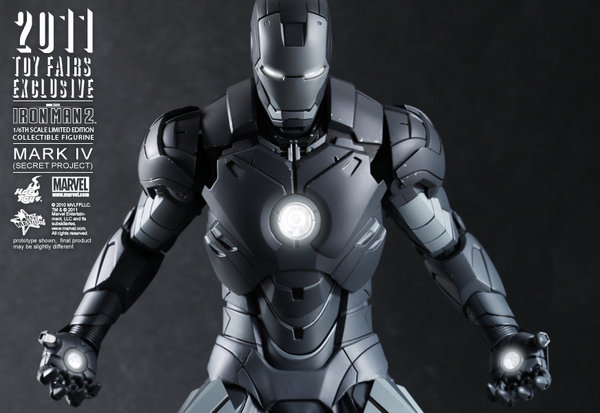 Hot Toys: Ironman Mark IV: Secret Project (8)