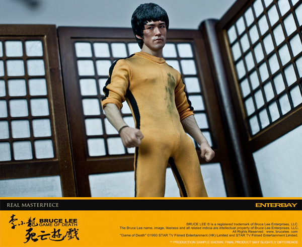 Enterbay: Bruce Lee Game Of Death (Behind The Scene) Edition (3)