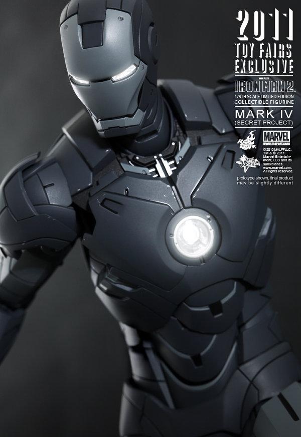 Hot Toys: Ironman Mark IV: Secret Project (7)