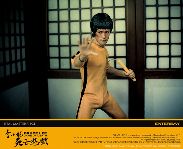 Enterbay: Bruce Lee Game Of Death (Behind The Scene) Edition (4)