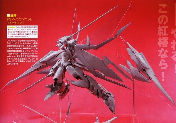 Infinite Stratos: Shinonono Houki (2)