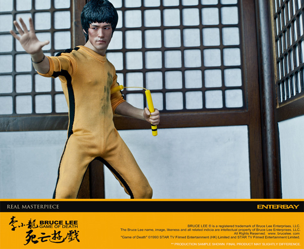 Enterbay: Bruce Lee Game Of Death (Behind The Scene) Edition (6)