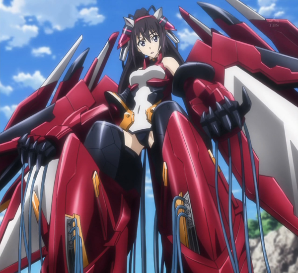 Infinite Stratos: Shinonono Houki (3)