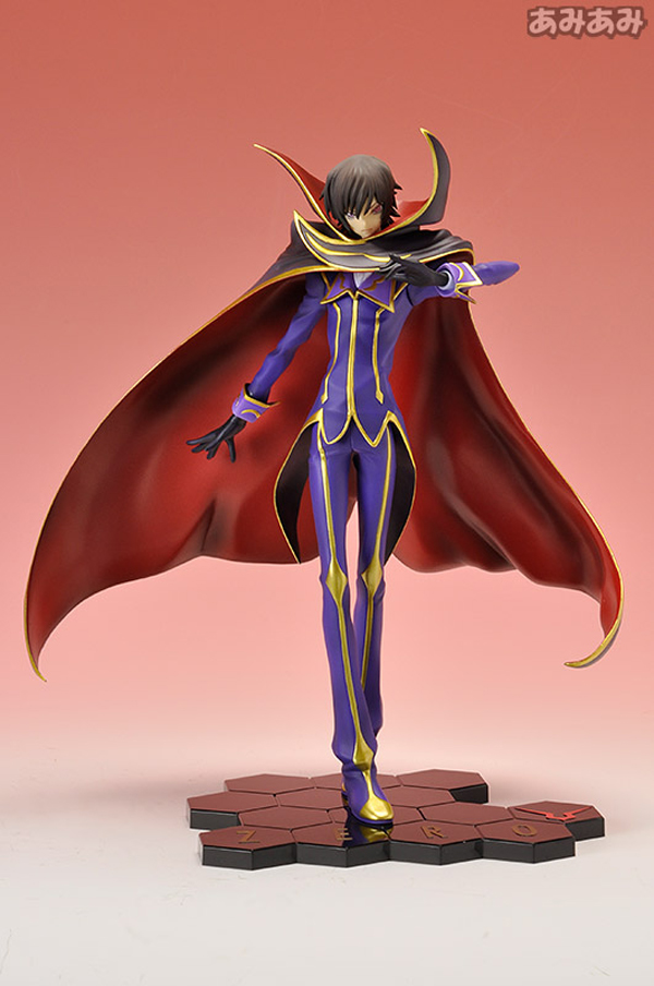 G.E.M.series Code Geass: Lelouch of the Rebellion R2 Zero (1)