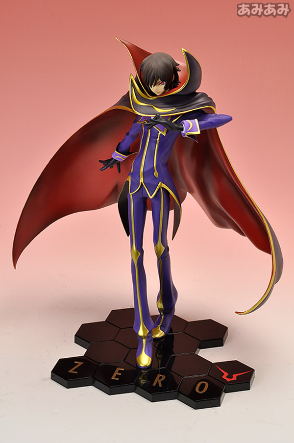 G.E.M.series Code Geass: Lelouch of the Rebellion R2 Zero (5)