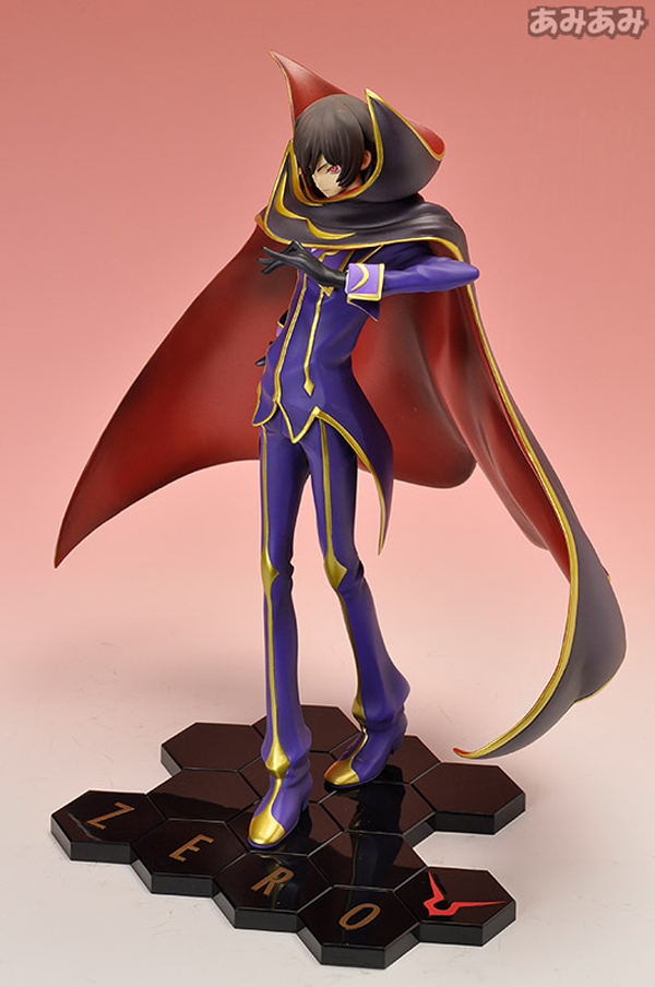 G.E.M.series Code Geass: Lelouch of the Rebellion R2 Zero (6)