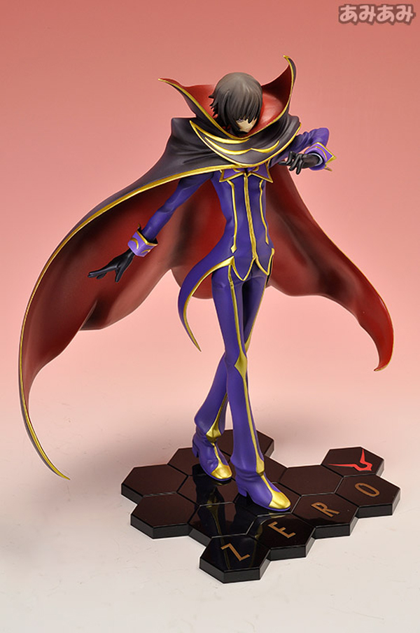 G.E.M.series Code Geass: Lelouch of the Rebellion R2 Zero (7)