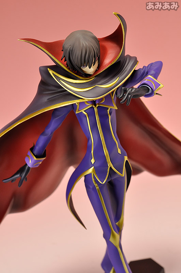G.E.M.series Code Geass: Lelouch of the Rebellion R2 Zero (9)