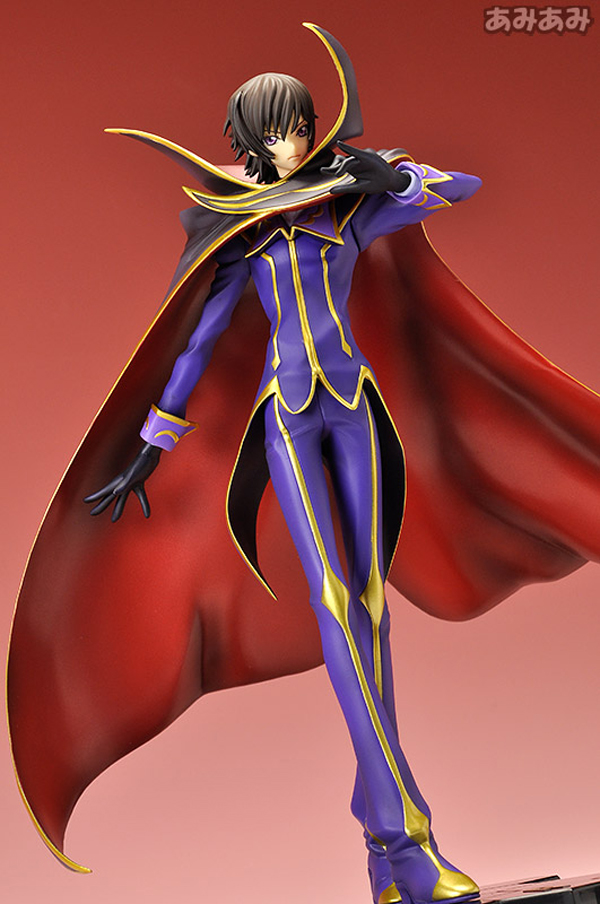 G.E.M.series Code Geass: Lelouch of the Rebellion R2 Zero (11)
