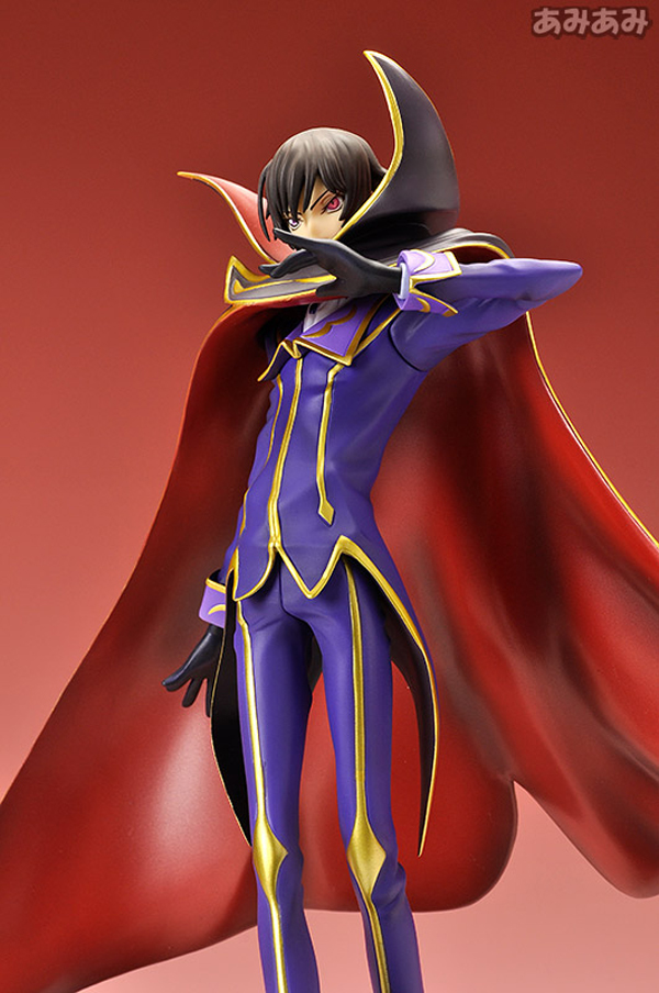 G.E.M.series Code Geass: Lelouch of the Rebellion R2 Zero (12)