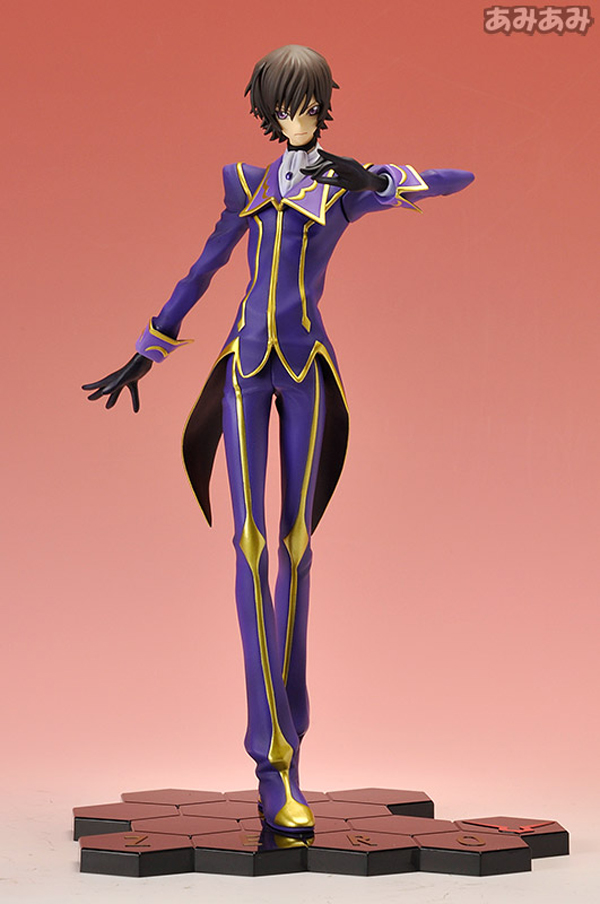 G.E.M.series Code Geass: Lelouch of the Rebellion R2 Zero (13)