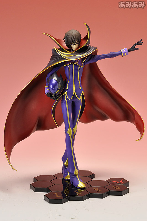 G.E.M.series Code Geass: Lelouch of the Rebellion R2 Zero (15)