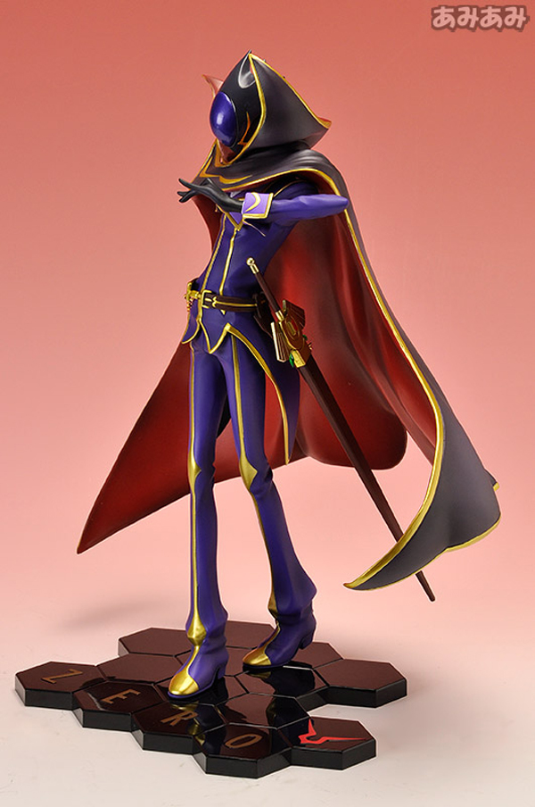 G.E.M.series Code Geass: Lelouch of the Rebellion R2 Zero (19)