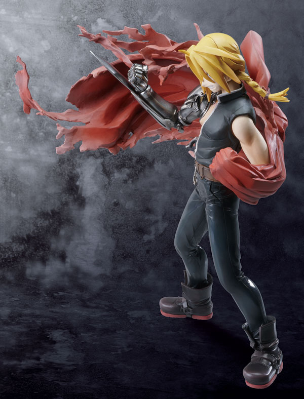 Megahouse: Edward Elric (Full Metal Alchemist) (2)