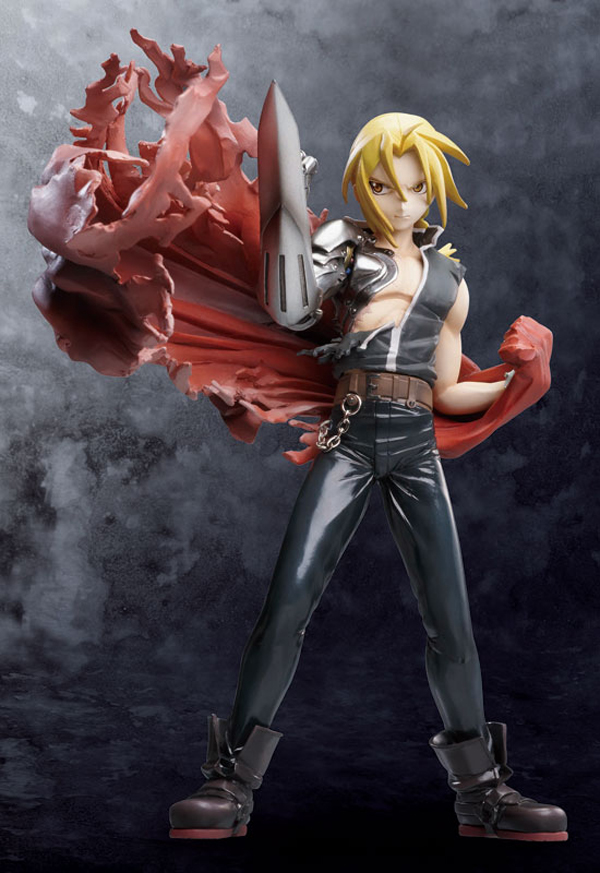 Megahouse: Edward Elric (Full Metal Alchemist) (3)