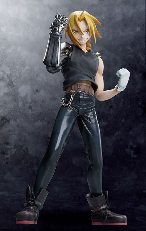 Megahouse: Edward Elric (Full Metal Alchemist) (5)