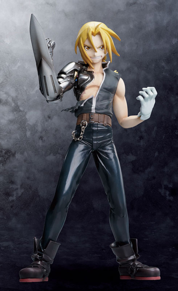 Megahouse: Edward Elric (Full Metal Alchemist) (6)
