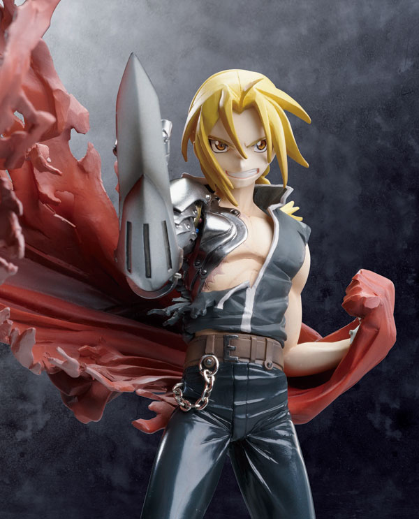 Megahouse: Edward Elric (Full Metal Alchemist) (9)