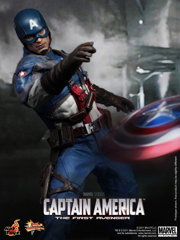 Preview | Hot Toys: Captain America (5)