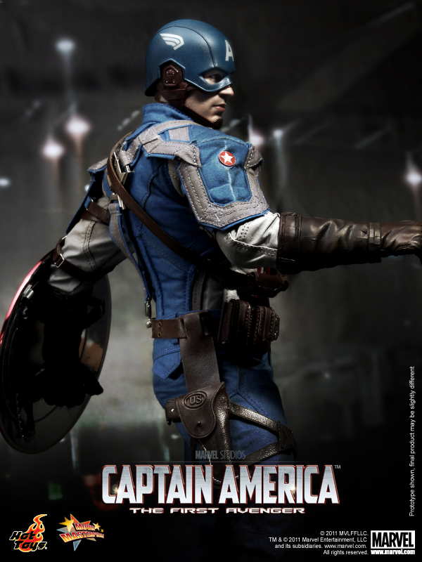 Preview | Hot Toys: Captain America (4)