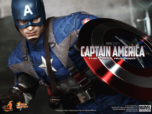 Preview | Hot Toys: Captain America (15)