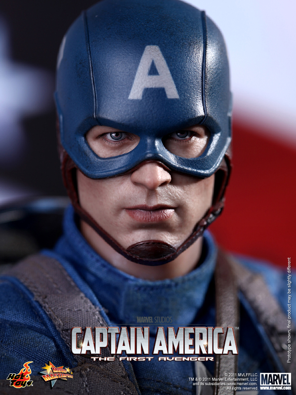 Preview | Hot Toys: Captain America (3)