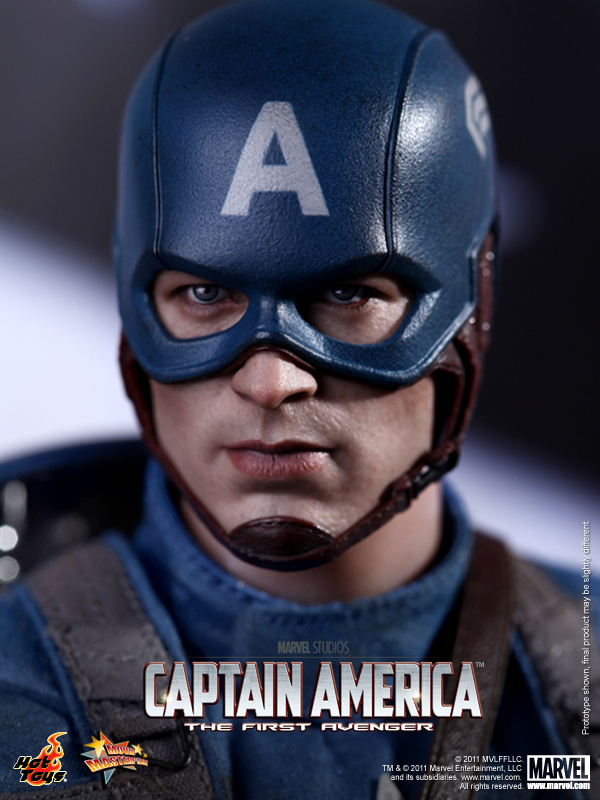 Preview | Hot Toys: Captain America (2)