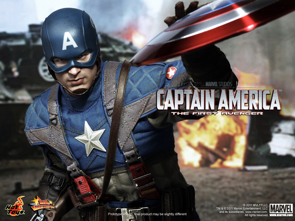 Preview | Hot Toys: Captain America (17)
