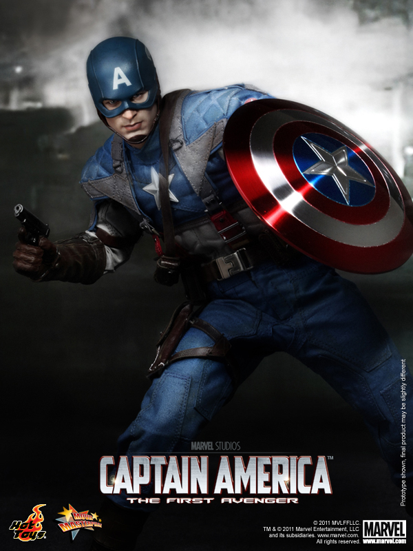 Preview | Hot Toys: Captain America (6)