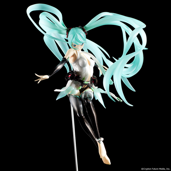 Preview | Honeycomb: Miku Append (Garage Kit) (2)