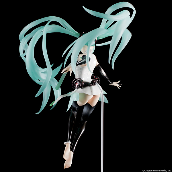 Preview | Honeycomb: Miku Append (Garage Kit) (3)