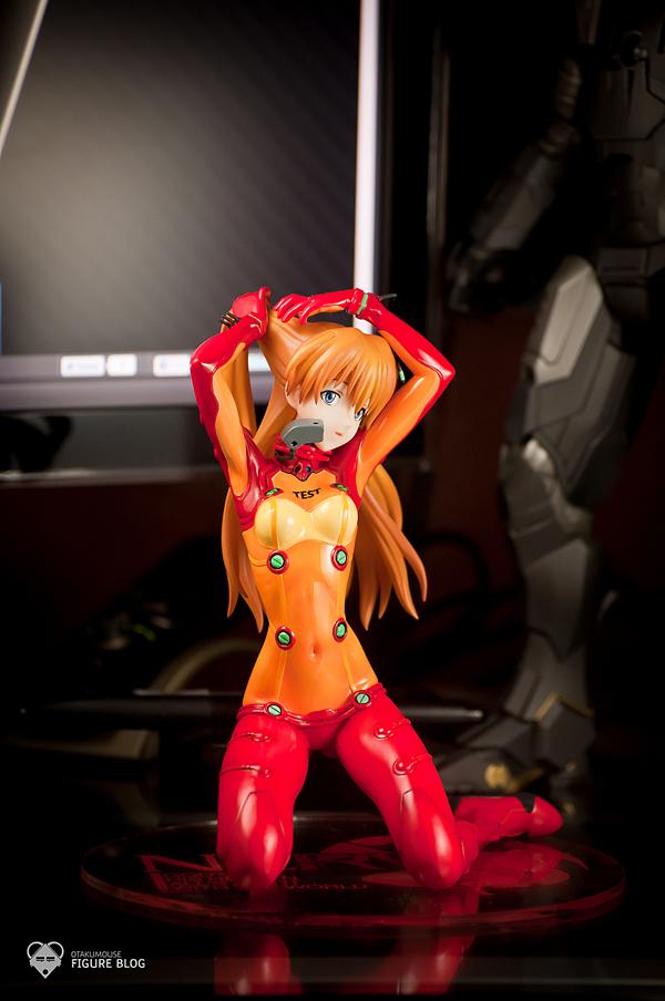 Kotobukiya: Shikinami Asuka Langley (Test Plug Suit Ver.) (7)