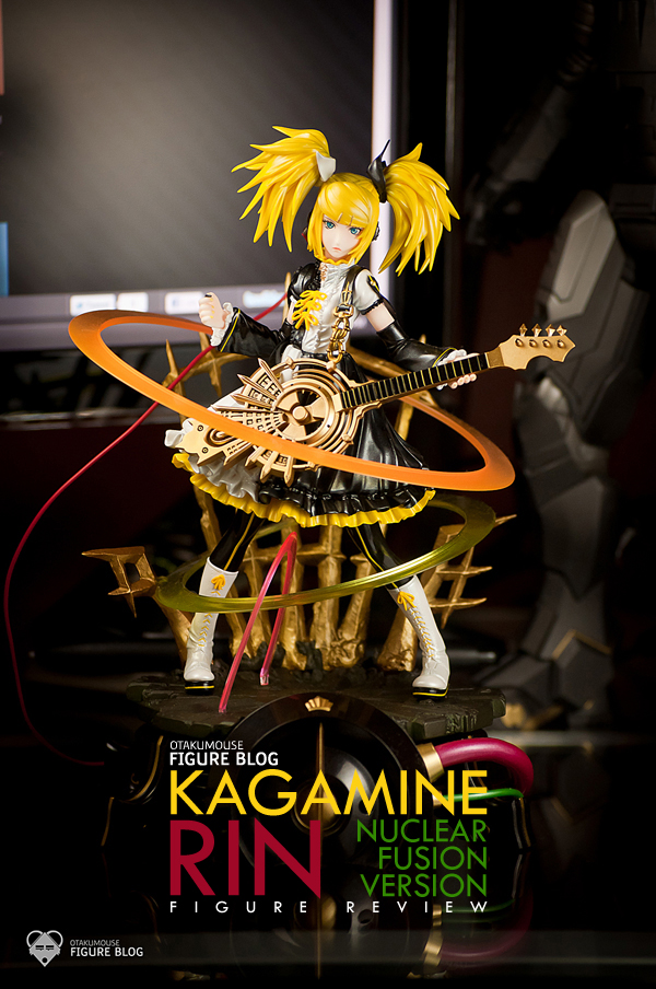 Max Factory: Kagamine Rin (Nuclear Fusion Version)