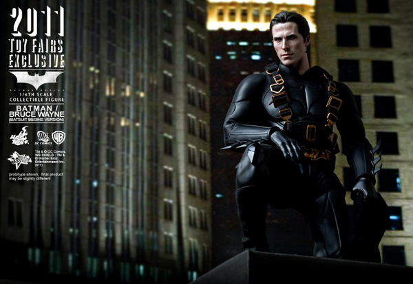 Preview | Hot Toys: 2011 Toy Fairs Exclusive Batman/Bruce Wayne (8)