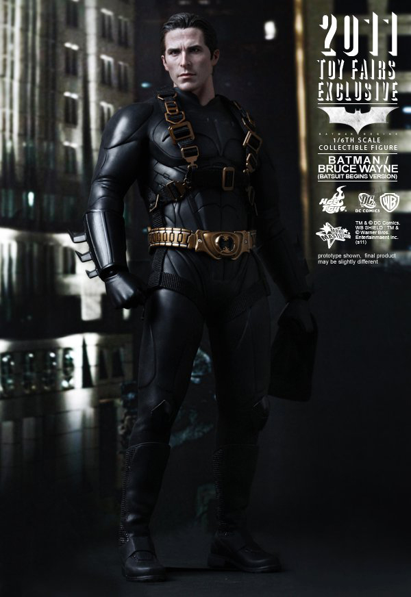 Preview | Hot Toys: 2011 Toy Fairs Exclusive Batman/Bruce Wayne (4)