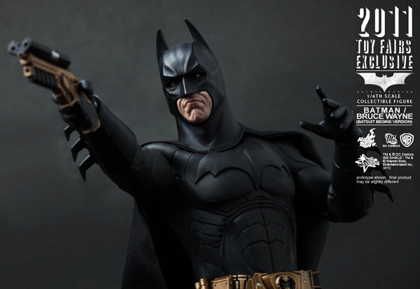 Preview | Hot Toys: 2011 Toy Fairs Exclusive Batman/Bruce Wayne (3)