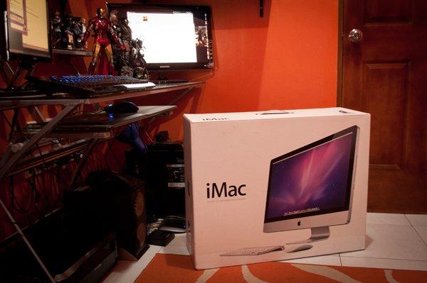 27'' iMac Get! (4)