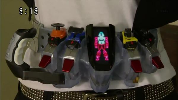 Kamen Rider Fourze (8)